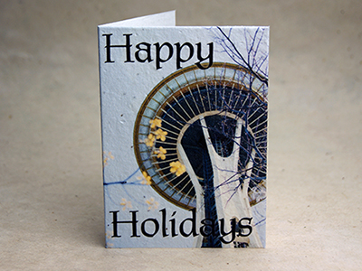 Seattle Holiday Card